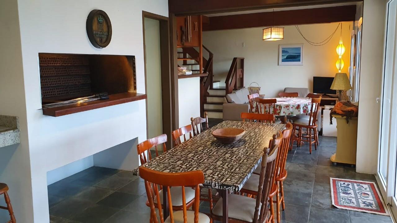 Excelente Casa à Beira Mar em Garopaba